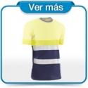 Camisetas de trabajo reflectantes