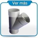 Derivación de PVC