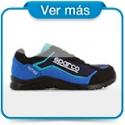 Zapato y deportiva laboral