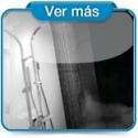 Kit termostático de ducha Tres