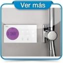 Kit electrónico de ducha Tres