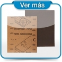 Papel abrasivo impermeable