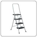 Escaleras aluminio domesticas