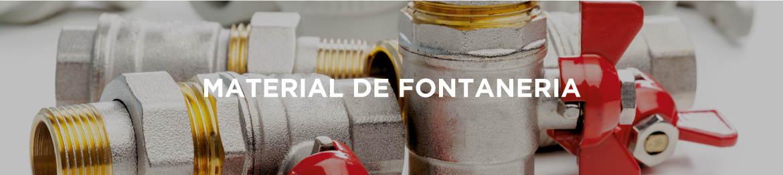 Promoción Material de fontaneria