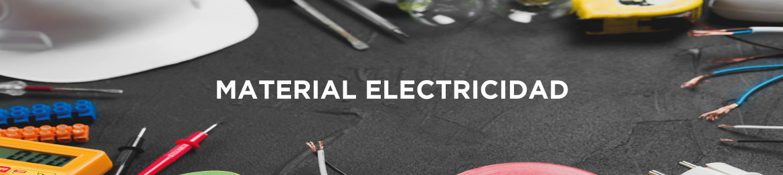 Promoción Material electricidad