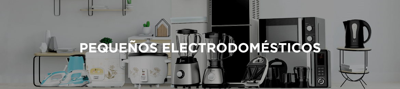 Promoción Pequeños electrodomésticos
