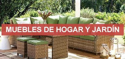 Muebles de hogar y jardín