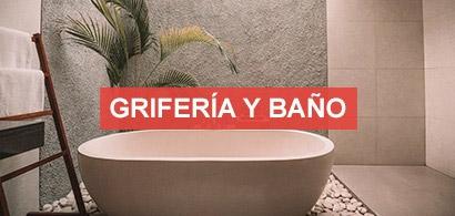 Grifería y baño